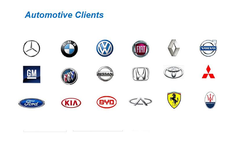 Automotive Clients