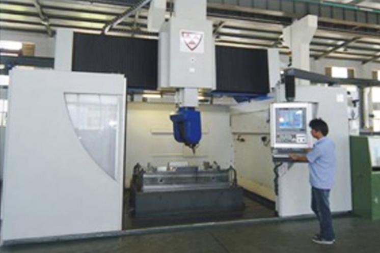 SACHNAN 5 axis high speed CNC
