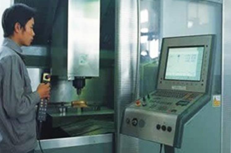 DMC-64V High-speed CNC
